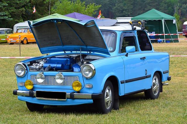 Trabant – jeden z nejlepších automobilů