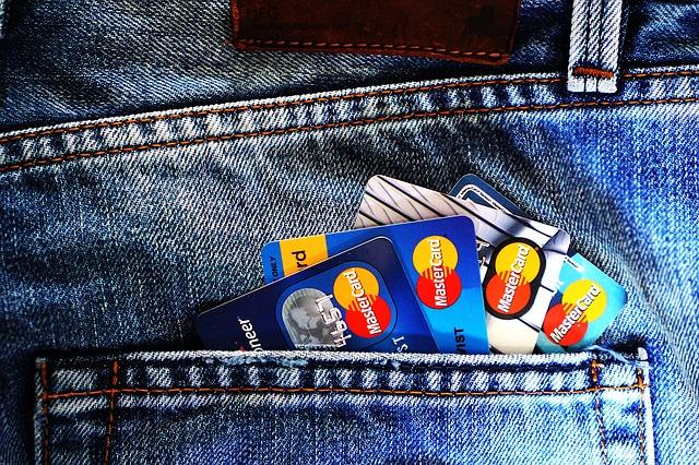 mastercardky v kapse