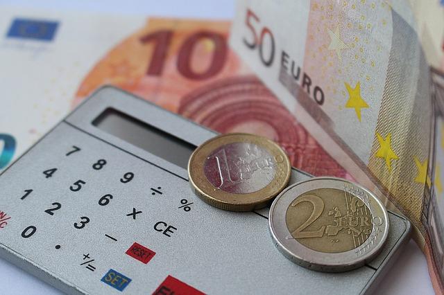 mince na kalkulačce
