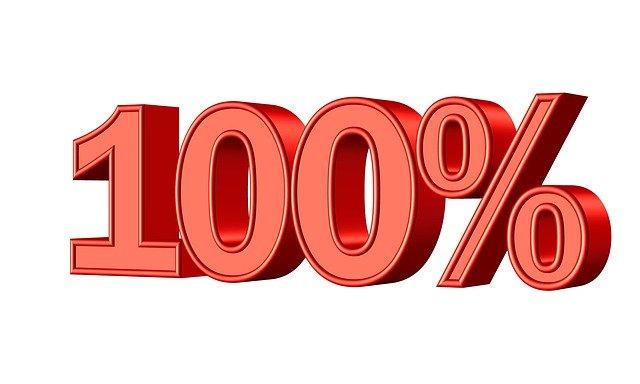 sto procent