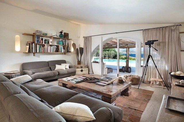 Jak by měl vypadat útulný obývací pokoj