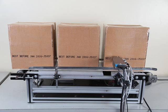 průmyslová tiskárna